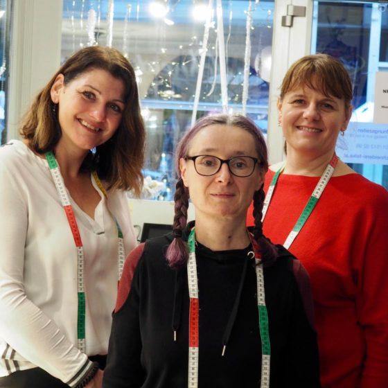 Birgit, Angelika & Margarita